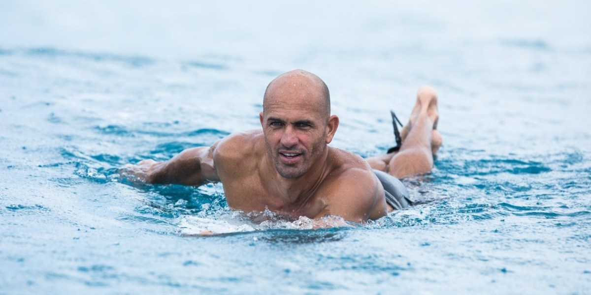 What Kelly Slater Competing In the ISA World Surfing Games Does (And Doesn't) Mean for the Olympics