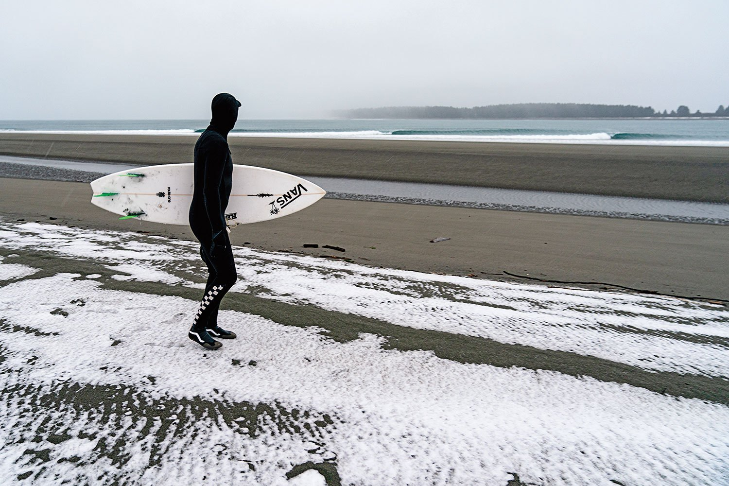 How Coldwater Adventurer Josh Mulcoy Stumbled Upon a New, Perfect Wave in Alaska