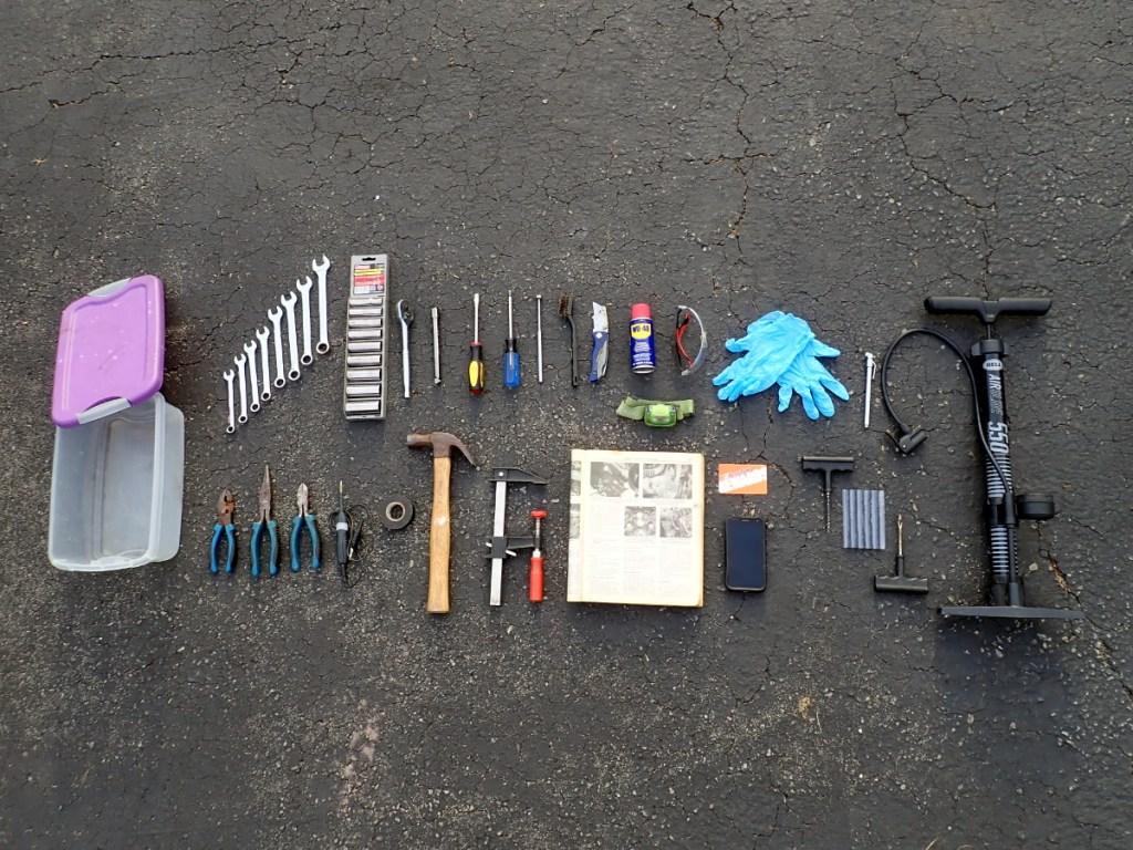 Essential Tools for the Roadlife