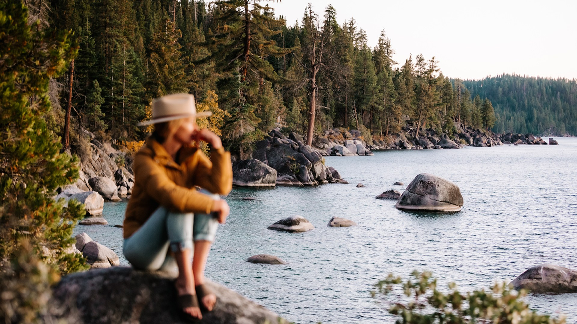 A Guide to North Lake Tahoe (When It's Not Dumping Snow)