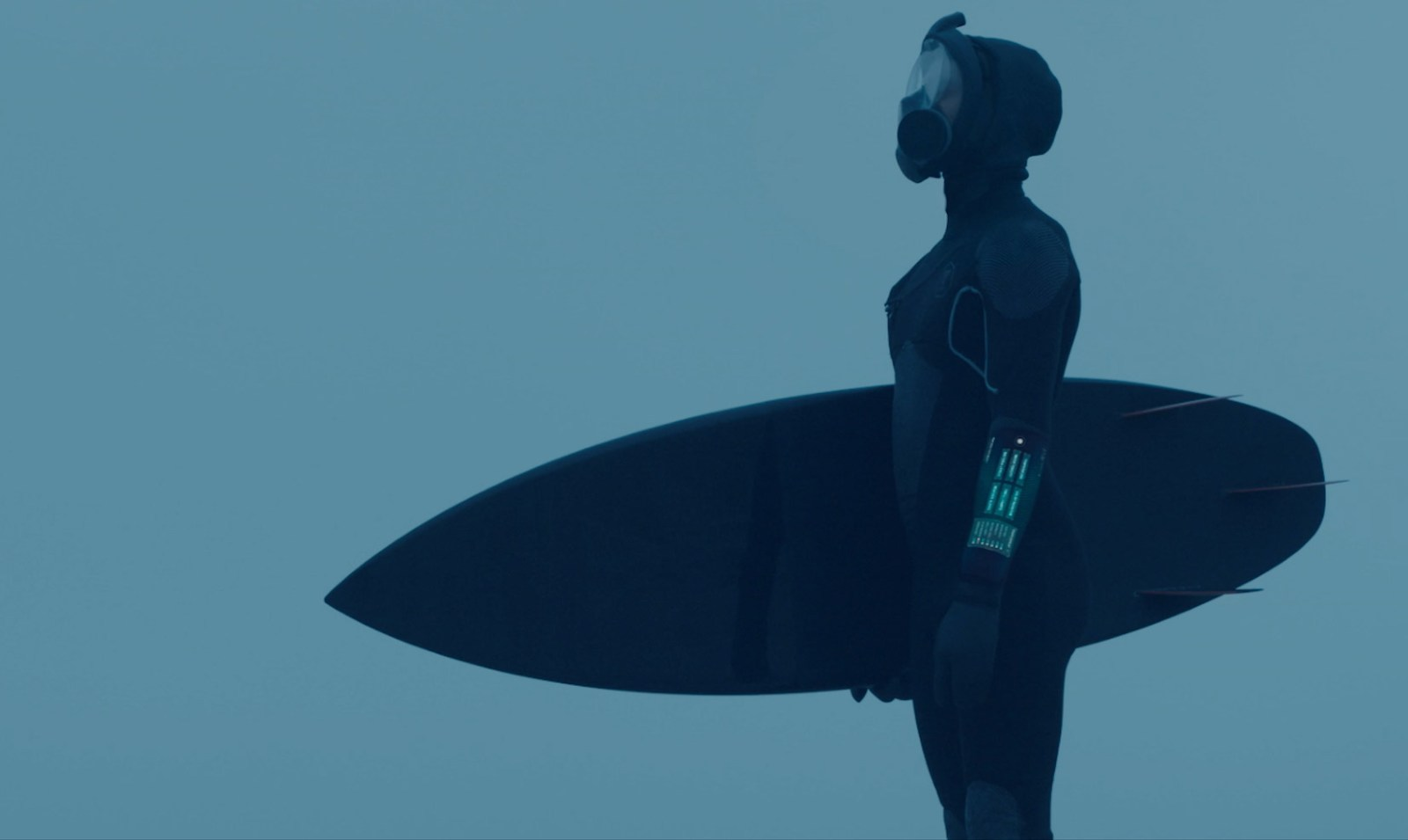 Vissla and Surfrider's 'Rising Seas' Wetsuit Concept Is a Serious Reality Check