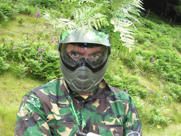 Paintballing Centre Near Bridgend