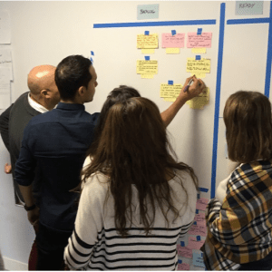 certified scrum master training
