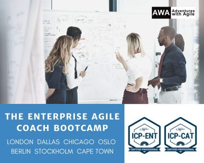 EAC bootcamp advert