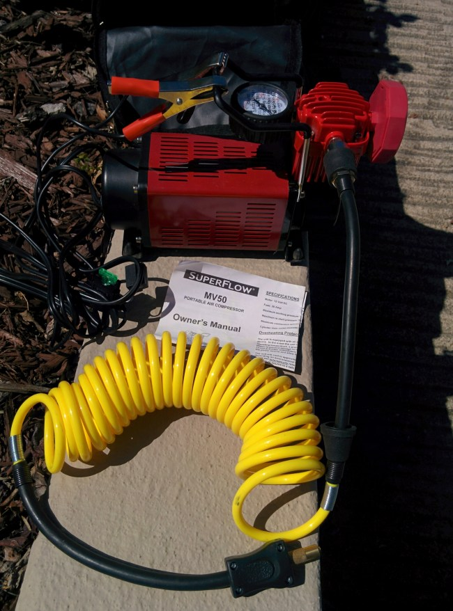 Compressor And Its Accessories