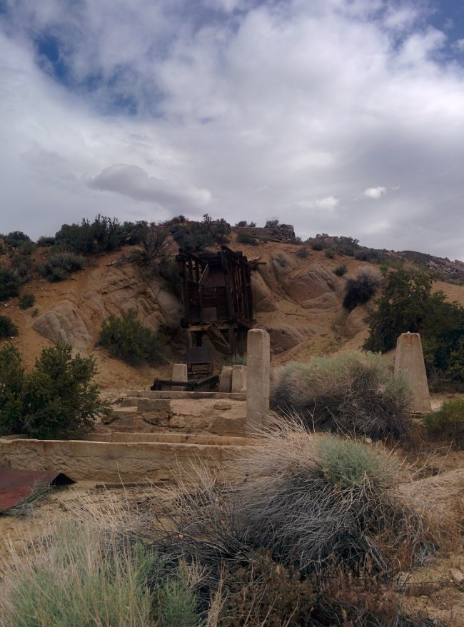 Mine And Mill Remains