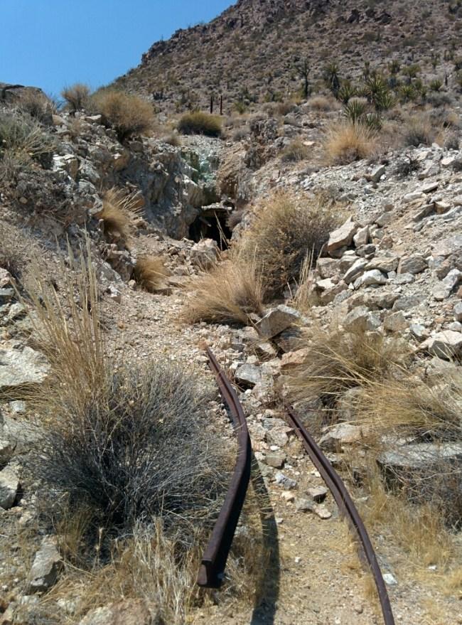 Oar Car Tracks