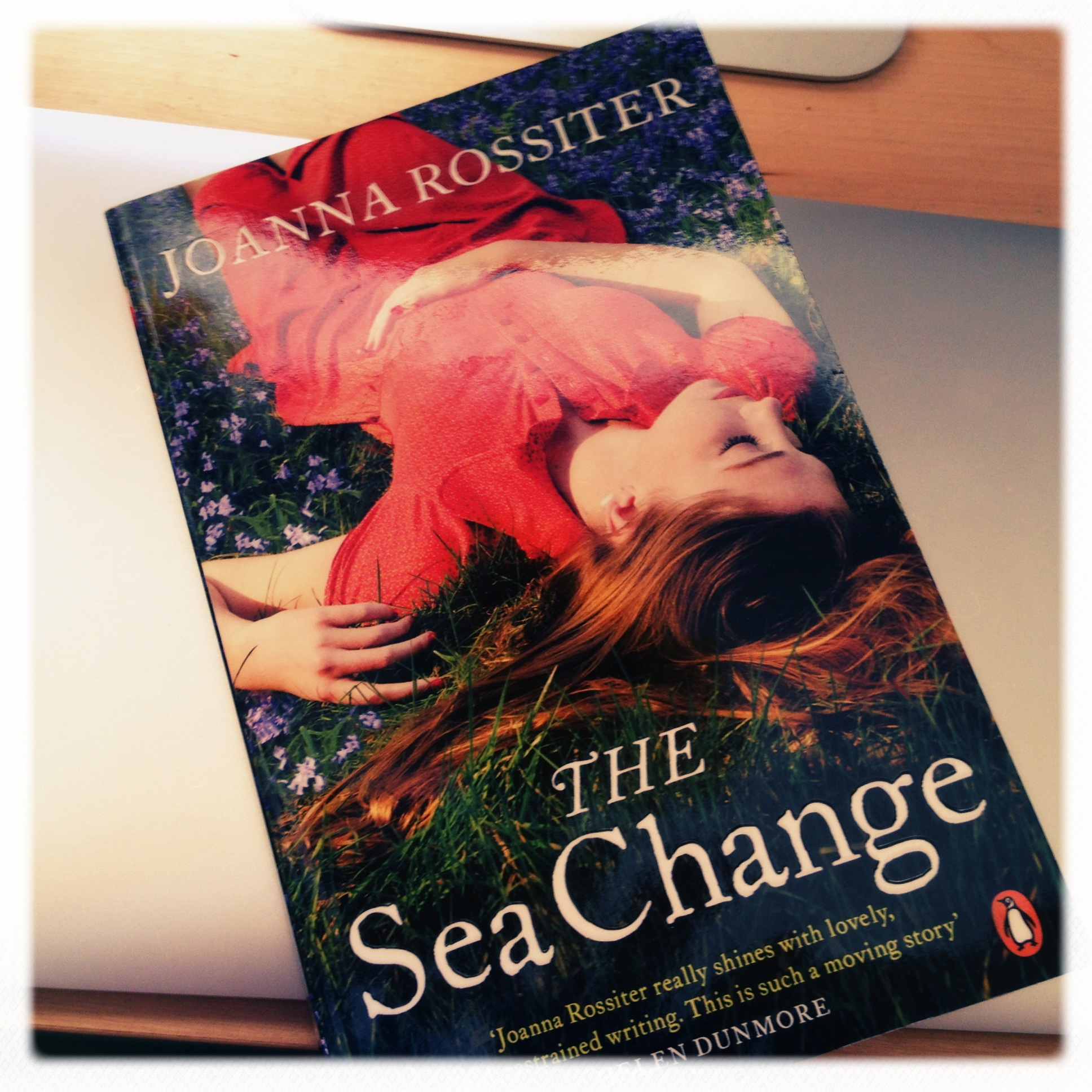 Review: The Sea Change by Joanna Rossiter