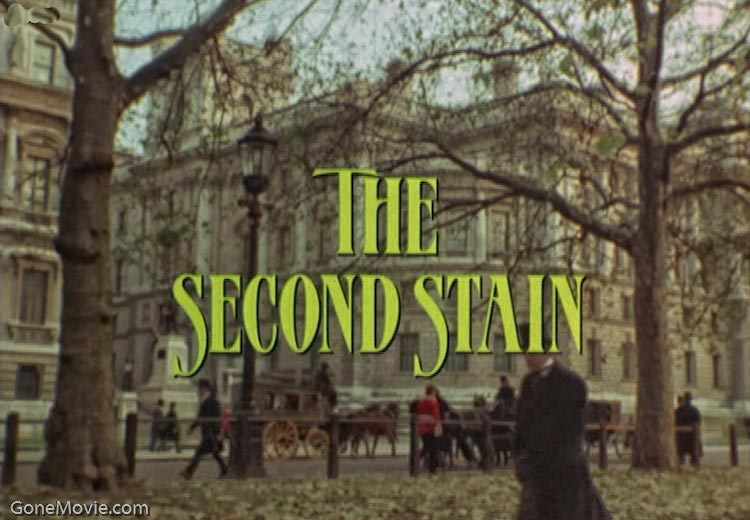 A case of national importance and a mysterious murder puzzle Sherlock in The Adventure of the Second Stain