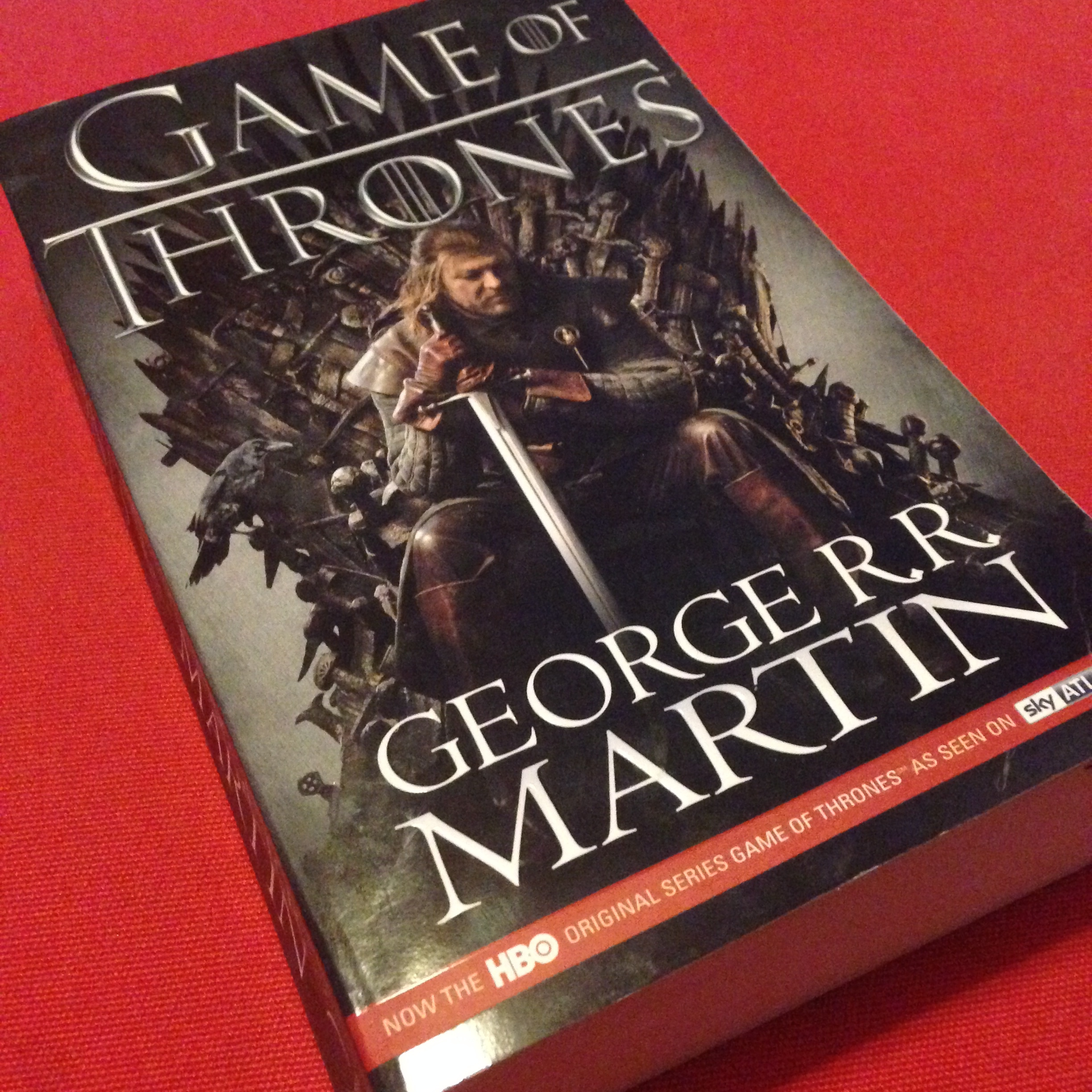 Favourite Fictional Father: Faceless Killers and A Game of Thrones #bookadayUK