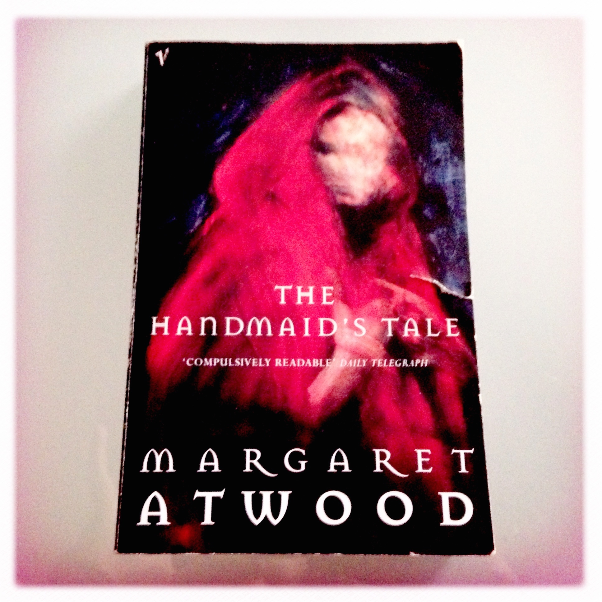 Made to read at school: Shakespeare and The Handmaid's Tale #bookadayuk