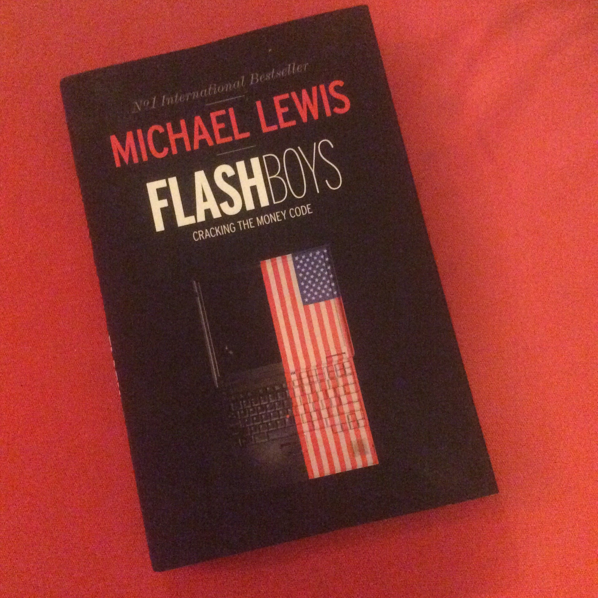 Last Book We Bought: Flashboys and Stray #bookadayUK