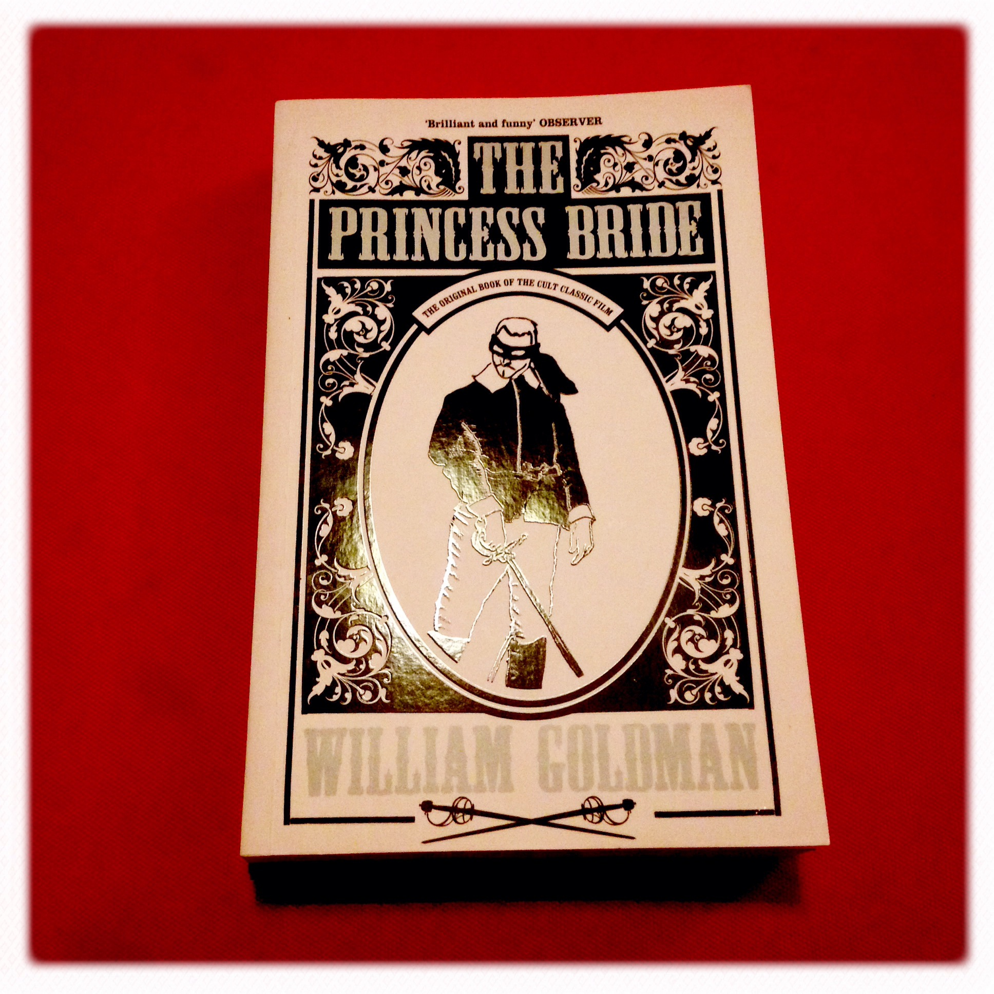 Novel with Most Memorable Picnic: The Princess Bride and Emma #bookadayUK