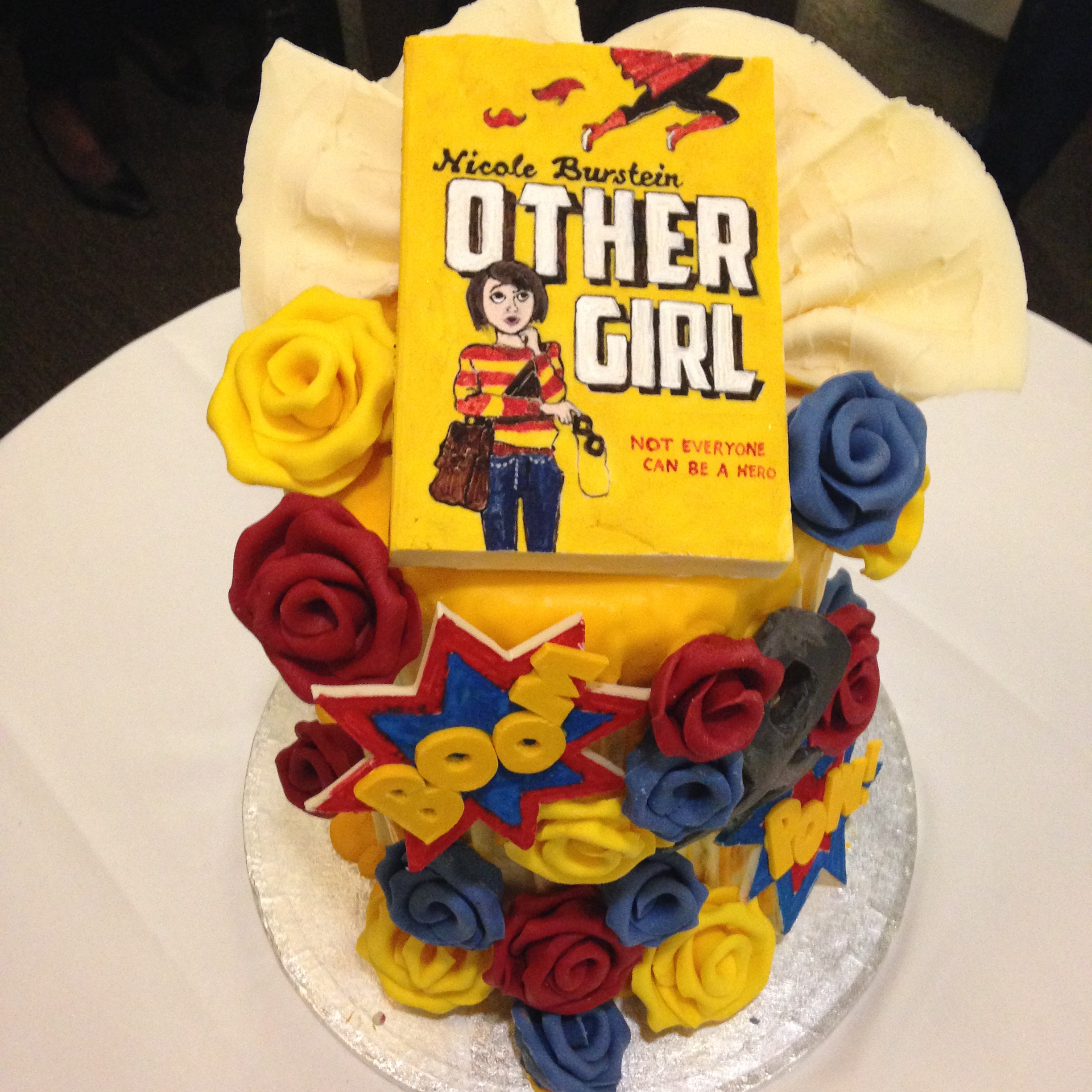 Podcast: Nicole Burstein discusses Othergirl