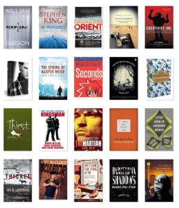 Rob's GoodReads Reading Challenge 2015