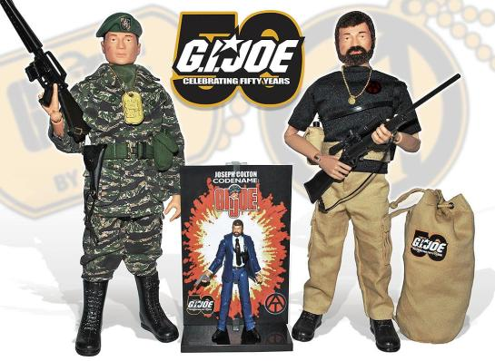 GI Joe Club Convention Set