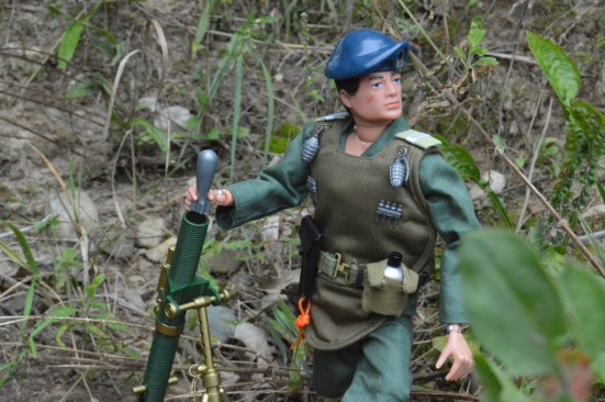 Action Man 40th, GI Joe, 12""