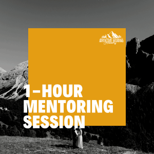 1-hour mentoring session for photographers