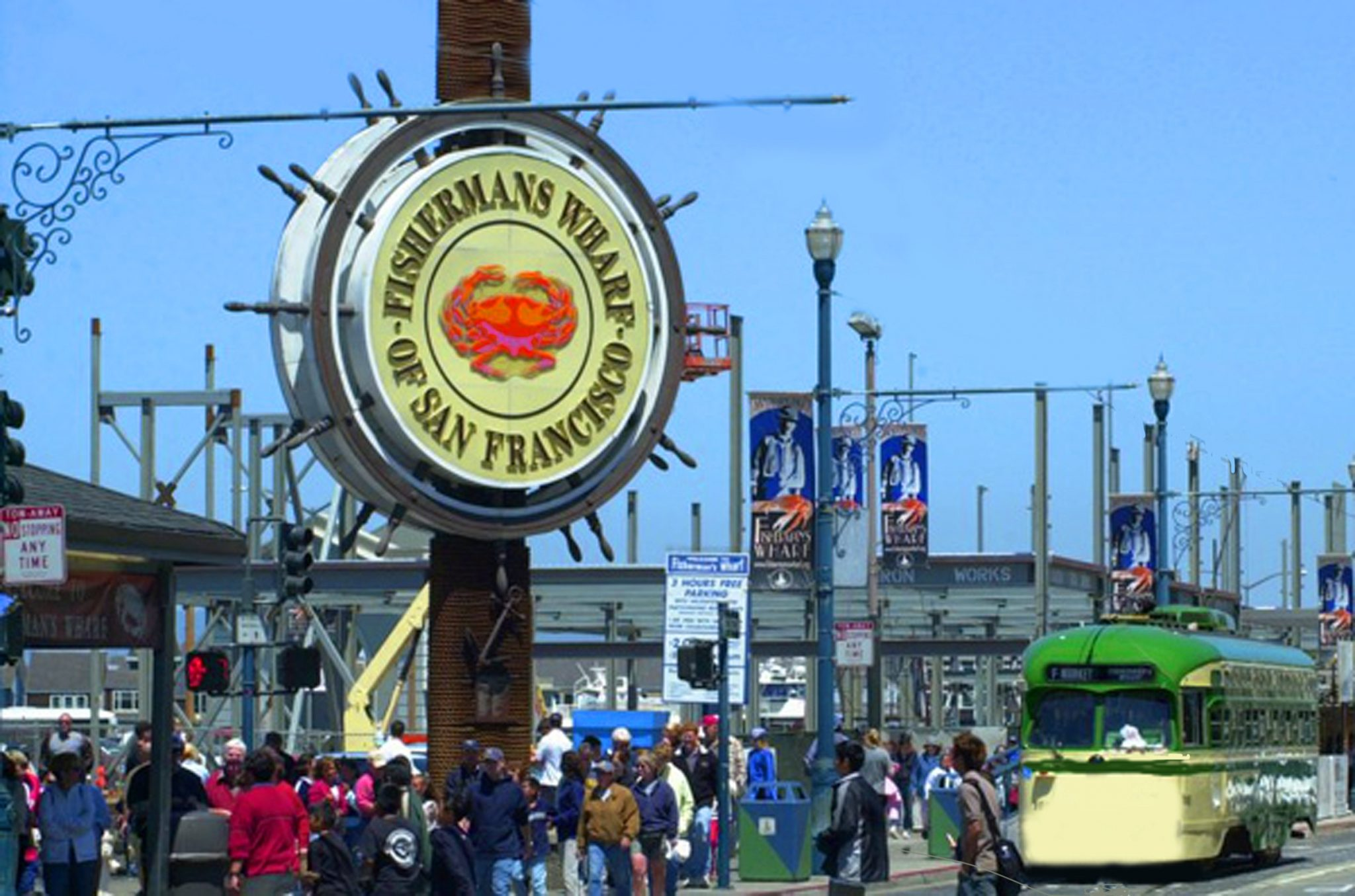 Fish Restaurants San Francisco Fishermans Wharf