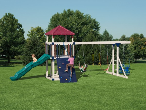 Outdoor Swing Sets Playsets