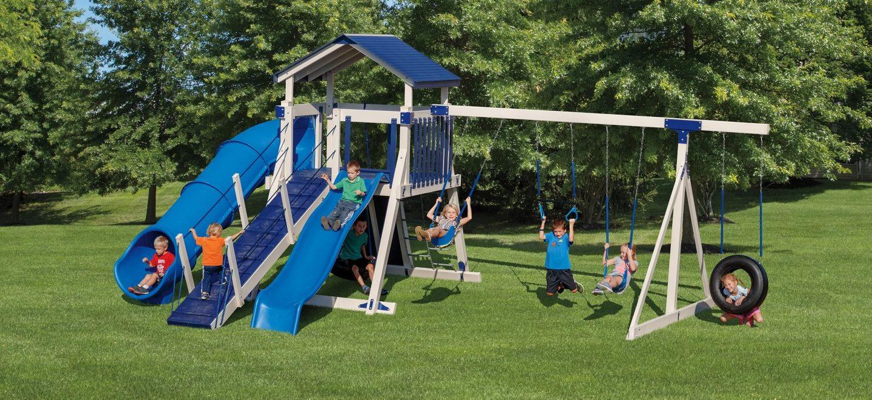 backyard playground playsets custom