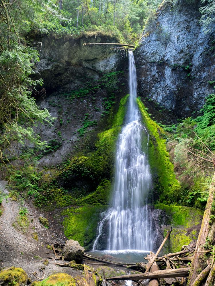 Marymere Falls. www.adventruingbeyond.com