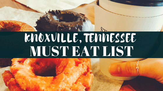 Where to Eat in Knoxville, Tennessee