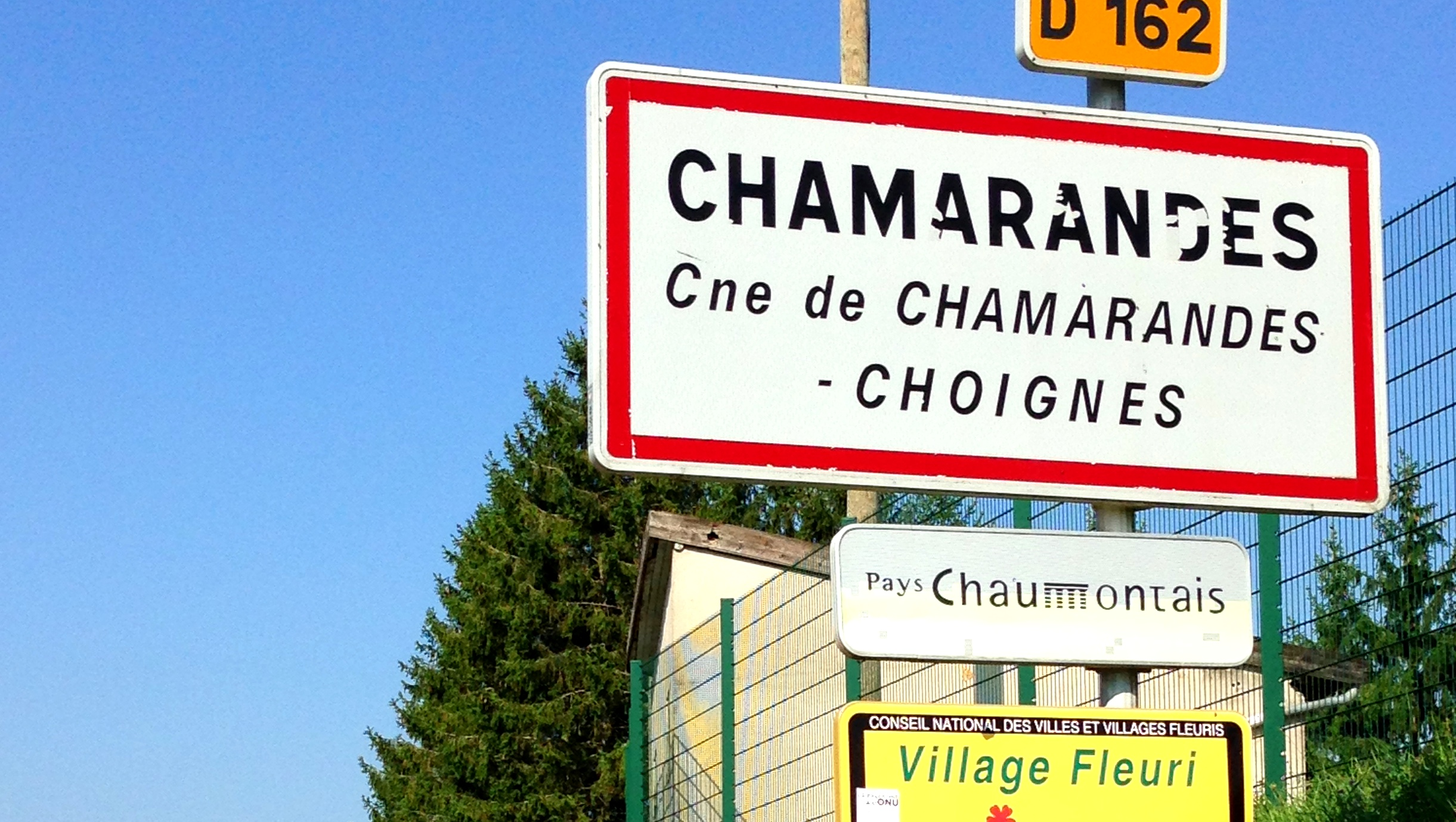 Introduction to Chaumont