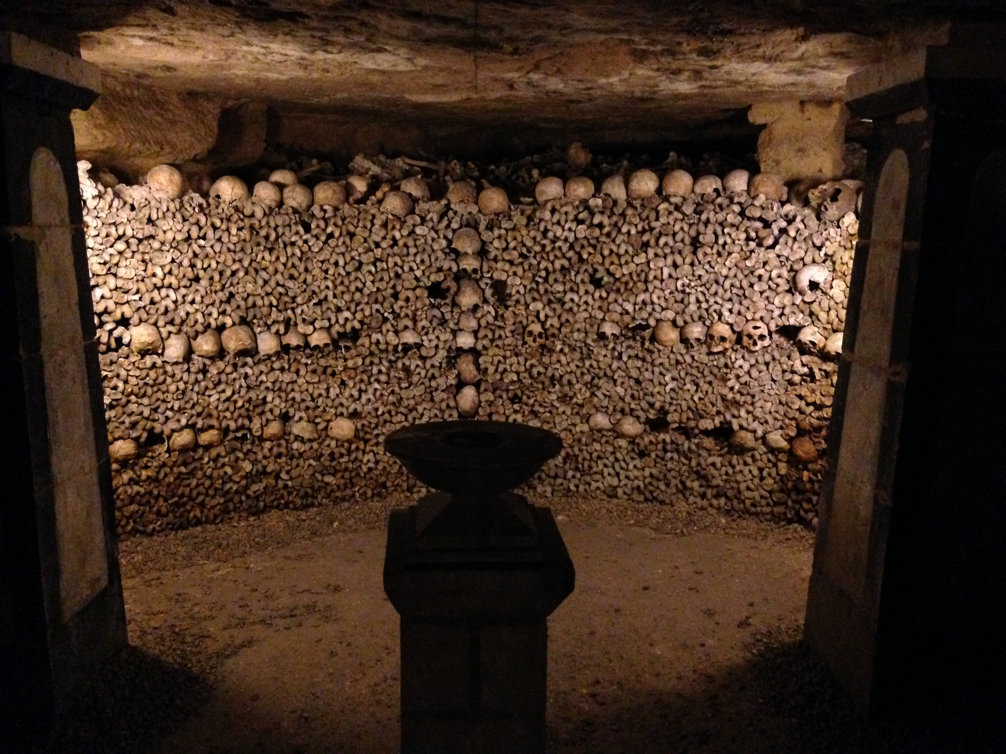 Beneath the Streets: The Catacombs of Paris