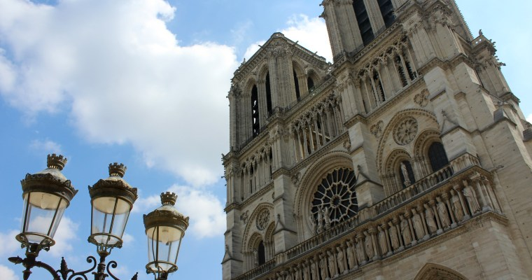 The Beauty of Notre Dame de Paris