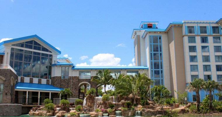 Vacation in Style at the Loews Sapphire Falls Resort