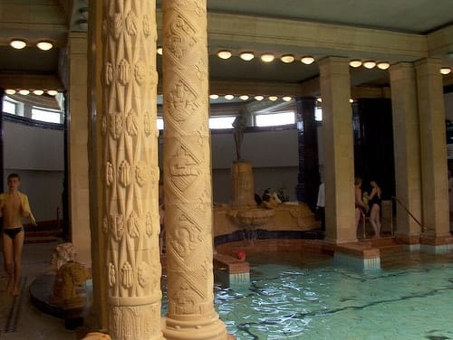 how much are massage chairs best lumbar support cushion for office chair the gellert baths of budapest - adventurous kate :