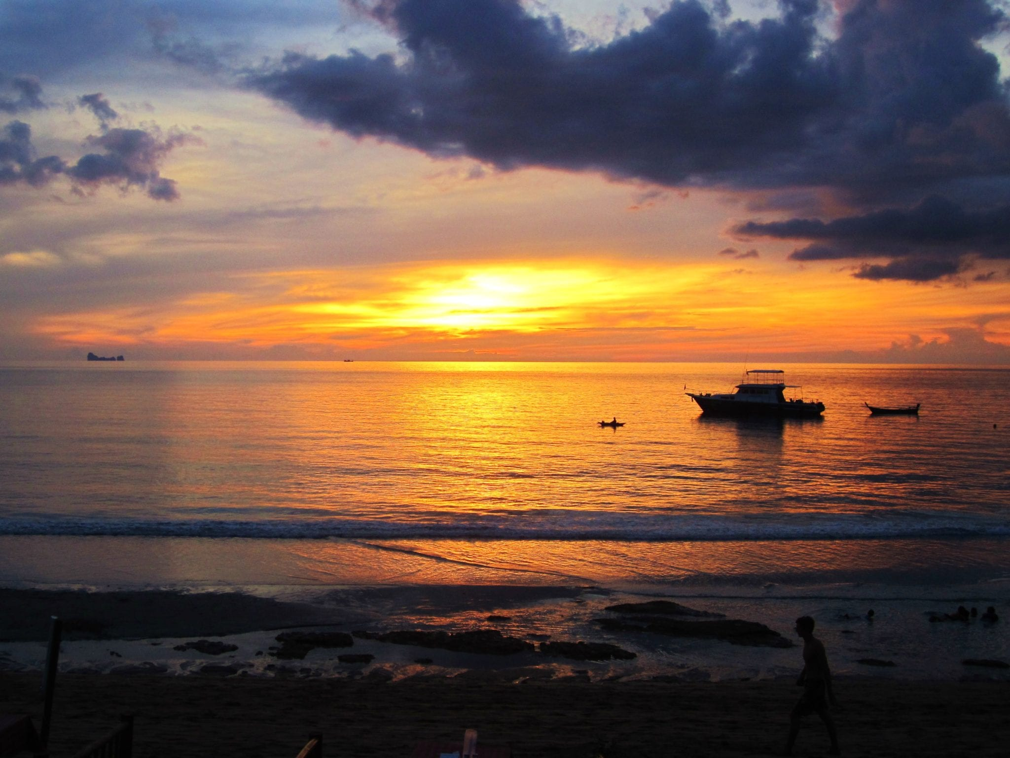 Image result for koh lanta sunset
