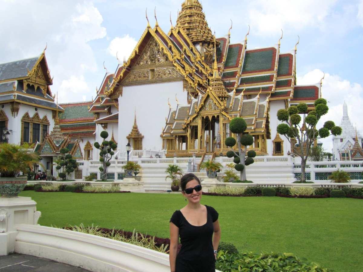 Kate in Bangkok