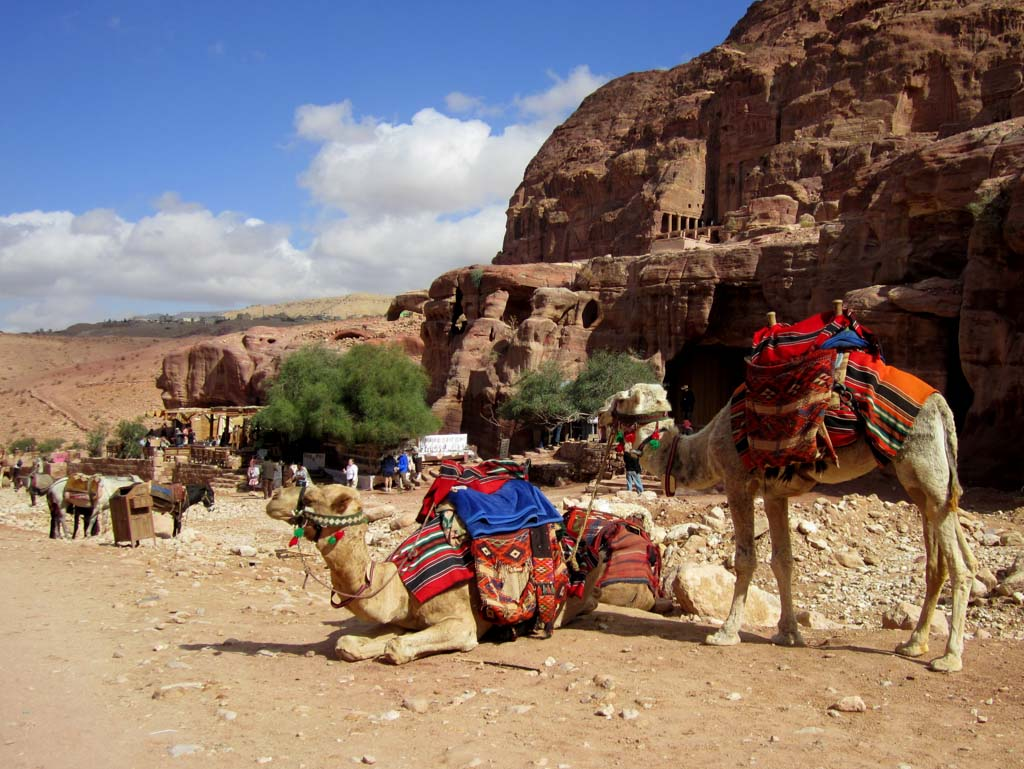How to get to Petra, Jordan