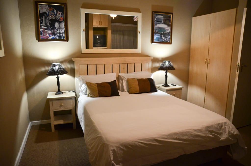 Room at Afrovibe Lodge
