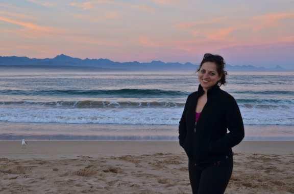 Kate in Plettenberg Bay