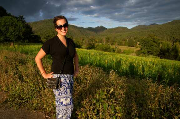 Kate in Pai
