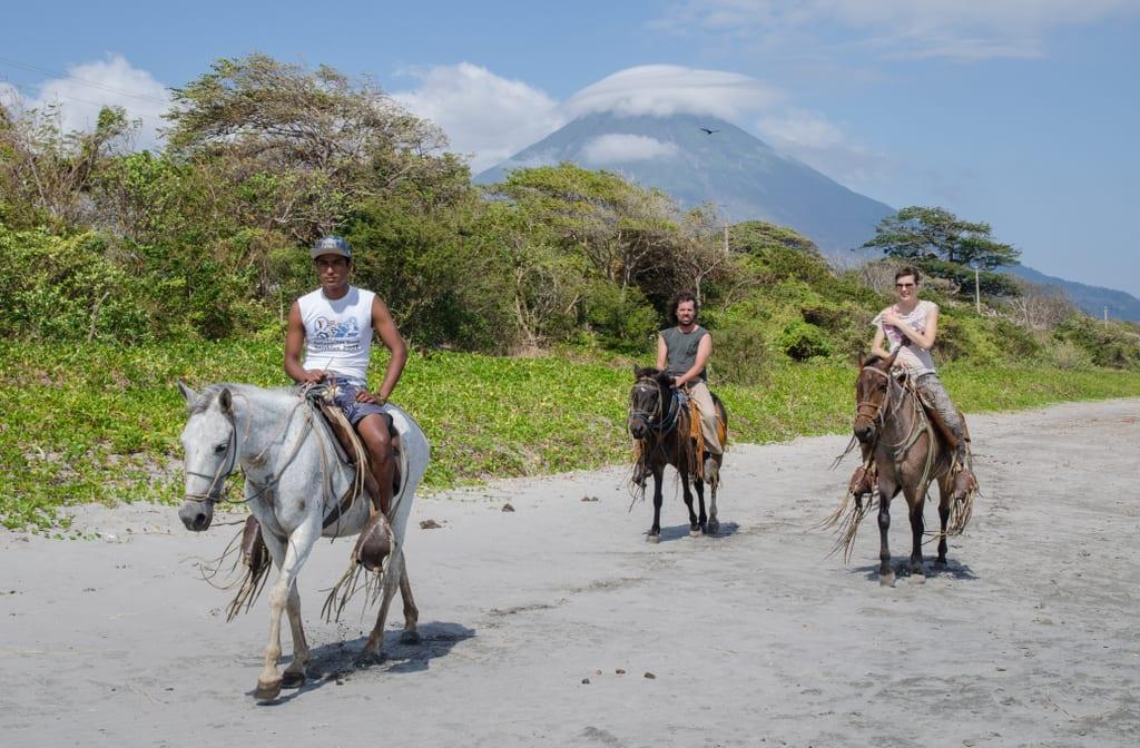 Horseback Ride Ometepe