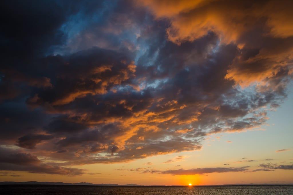 Final Ometepe Sunset