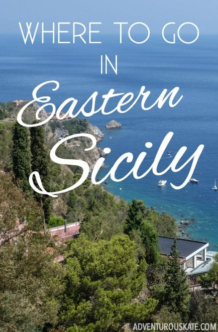 Where to Go in Eastern Sicily