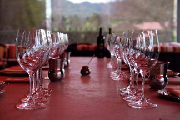 Bottega Wine Glasses