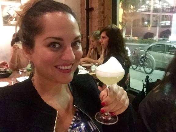Kate and Salt Air Margarita