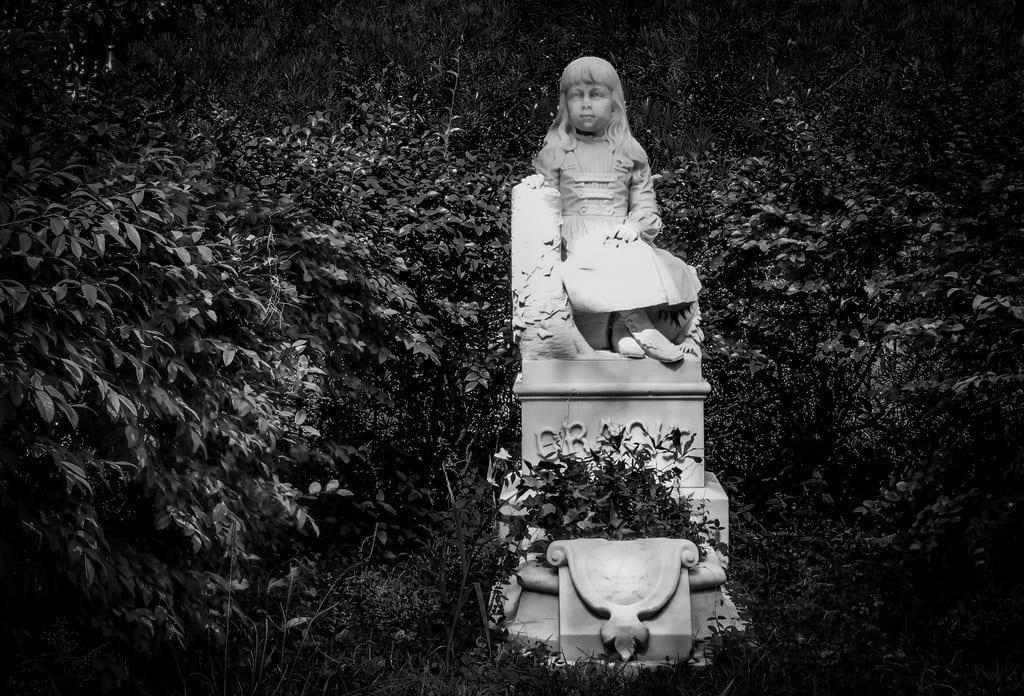 Savannah Bonaventure Cemetery