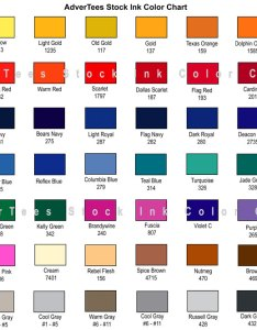 also stock ink color chart advertees rh