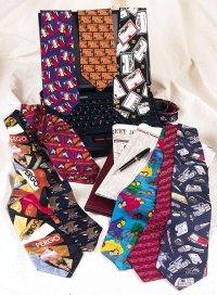 Custom Printed Neckties - ADVERTIES Neckwear