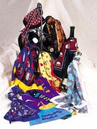 ADVERTIES Neckwear: Custom Scarves, Custom Neckties