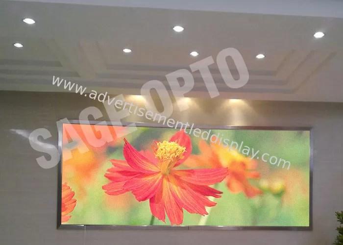 rgb led display video wall hd led video curtain 1200nit brightness