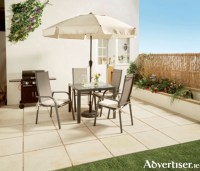 Advertiser.ie - Get ready to relax outdoors at Aldi