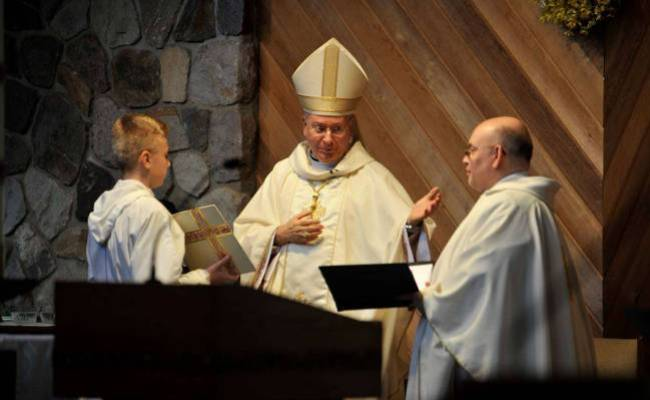 New Pastor Installed At St Jude